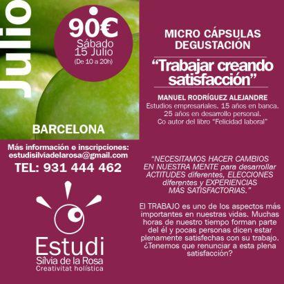 Taller Trabajo Barcelona 2017