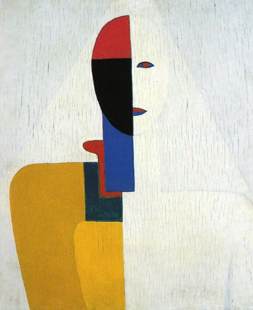 kazimir-malevich-woman-torso